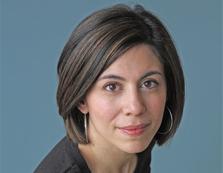 Cristina Henriquez Headshot, Photo Credit: Michael Lionstar