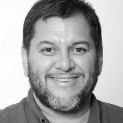 David Castellon headshot