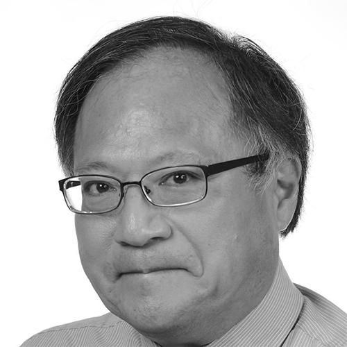 David Ibata headshot