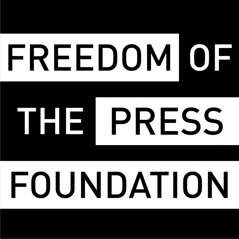 Freedom of the Press Foundation logo