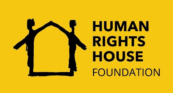 Human Rights House Foundation logo