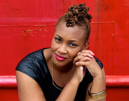 Naomi Jackson Headshot, Photo Credit: Lola Flash