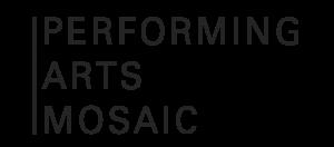 Performing Arts Mosaic logo