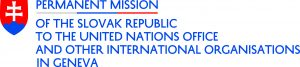 Permanent Mission of the Slovak Republic to the United States Office and Other International Organisations in Geneva logo