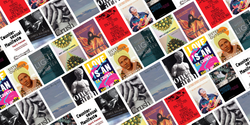 Words and Actions: A Pride Month Reading List from ONE Archives Foundation book covers