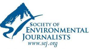 Society of Environmental Journalists logo