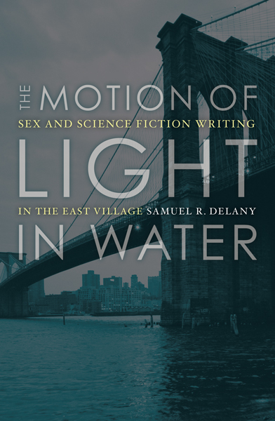 The Motion of Light in Water book cover