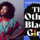 "Zakiya Dalila Harris headshot and ""The Other Black Girl"" book cover"