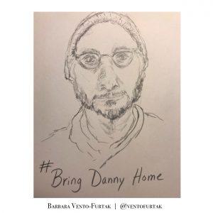 Danny Fenster illustration by Barbara Vento-Furtak