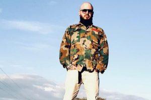 image of rapper El Radikal