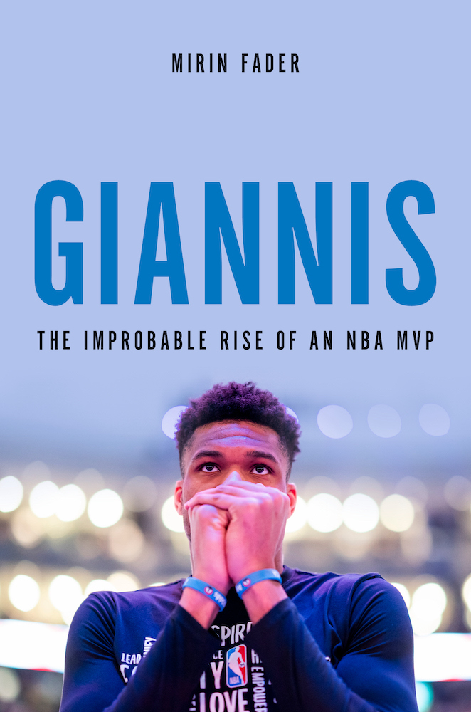 Giannis book cover