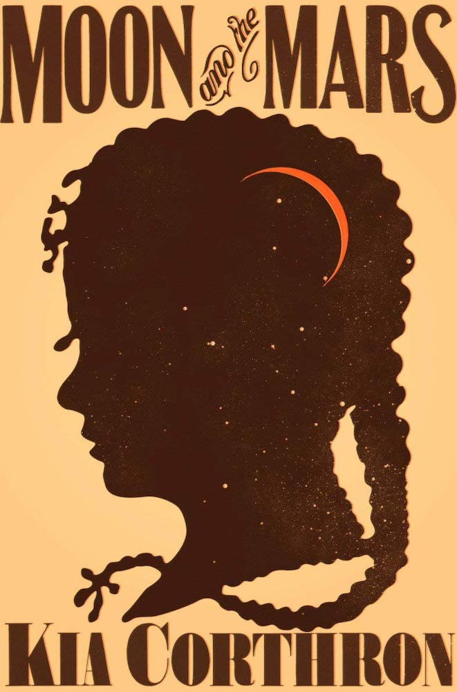Moon and the Mars book cover