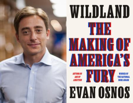 Pen America Authors Evening Evan Osnos 450x350