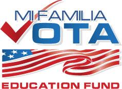 Mi Familia Vota logo, Education Fund