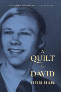A Quilt for David book cover