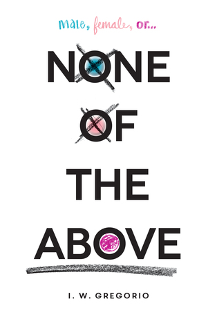 None of the Above book cover