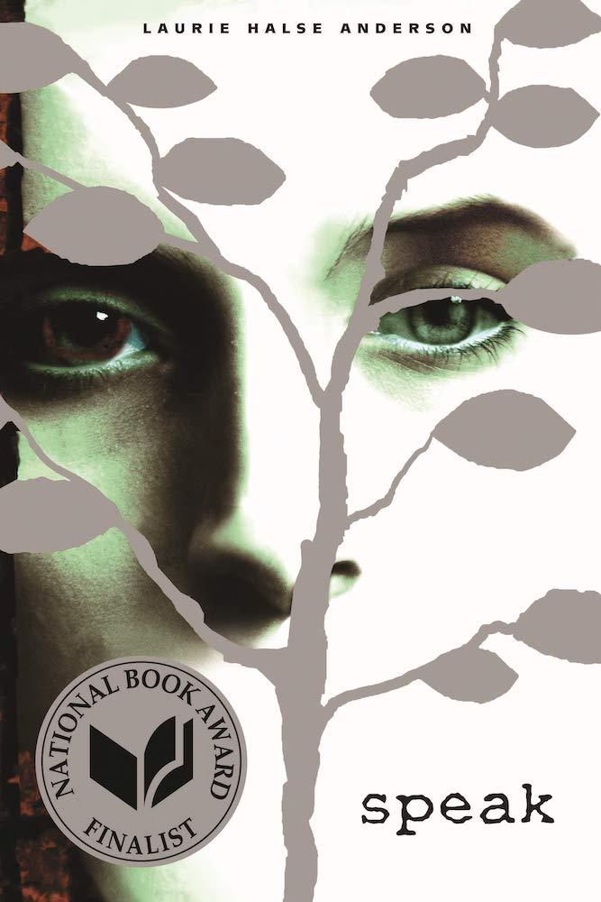 Speak book cover