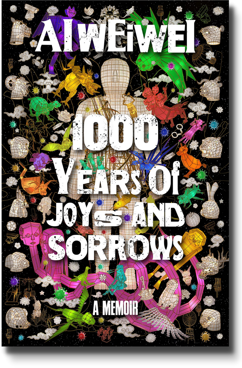 1000 Years of Joys and Sorrows book cover