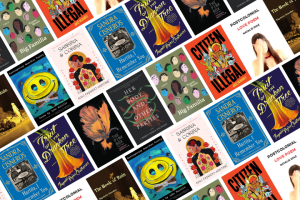 The Fluidity of Identity and Boundaries: A Hispanic Heritage Month Reading List book covers