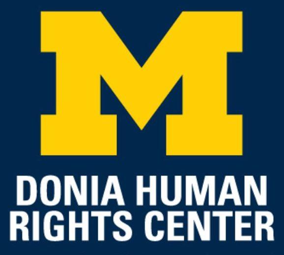 Donia Human Rights Center logo