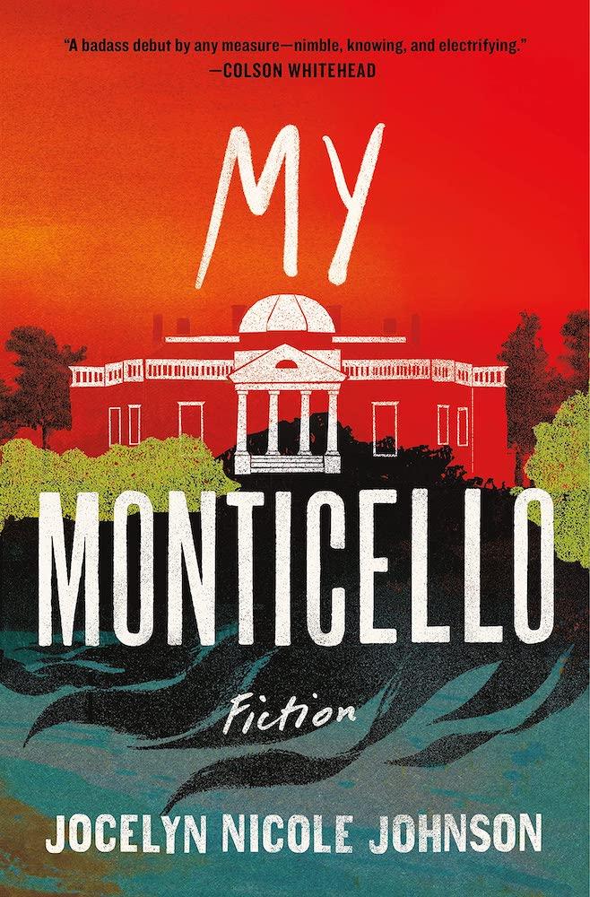 My Monticello book cover