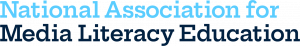 National Association for Media Literacy Education logo