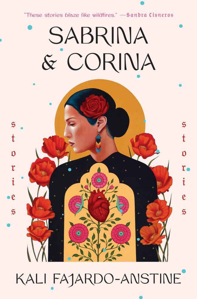 Sabrina and Corina book cover